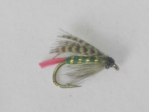 Grizzly king wet fly