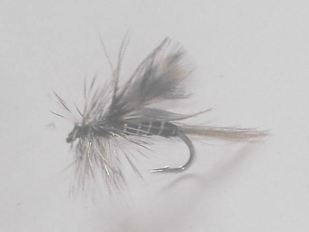 Mosquito California dry fly