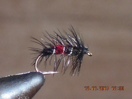 Bibio wet fly