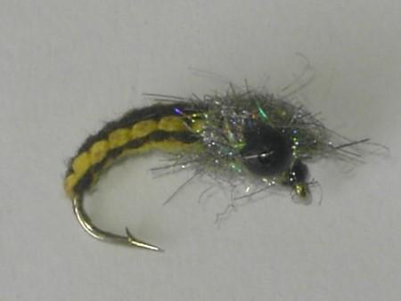 Bead chain woven stonefly