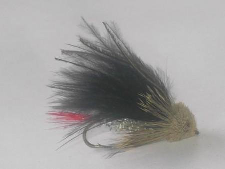 Special marabou muddler black
