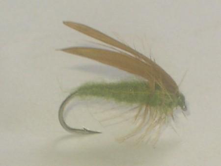 Sedge mallards dry fly