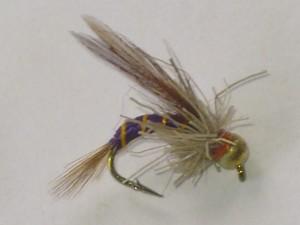 Tungsten niNgai fly purple
